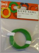 Busch 05792 Green micro cable - reduced further